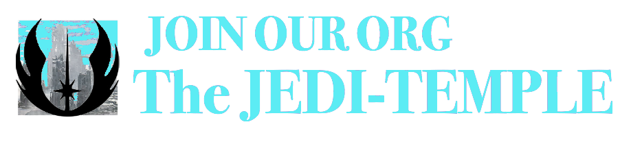 Join the Jedi-Temple here